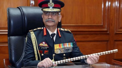Breaking News: Army Chief General Manoj Mukund Naravane To Hold Two-Day Meeting With Top Commanders