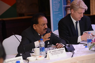 Union Health Minister Dr Harsh Vardhan set to be World Health Organisation (WHO) Executive Board Chairman