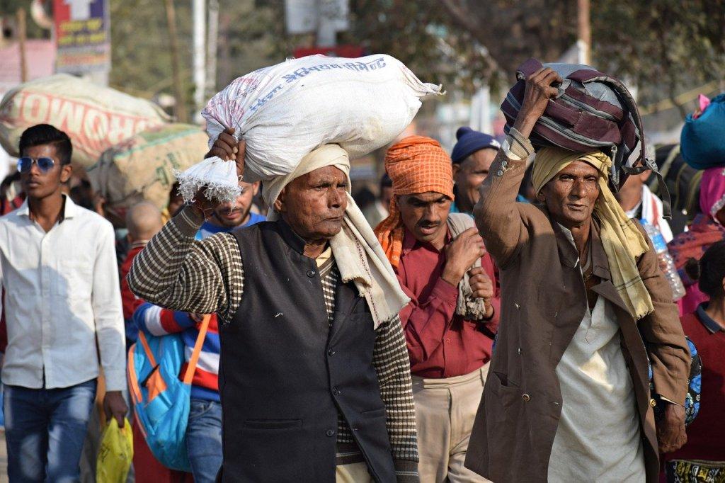 Coronavirus miseries hunt jobs in India, India's unemployment rate climbs