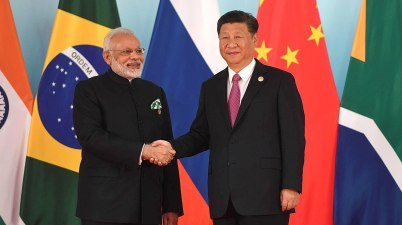 COVID19: India-China border clashes along the Line of Actual Control LAC