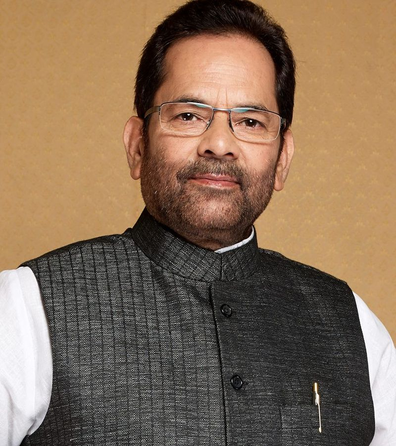 """COVID19 - """"Hunar Haat"""" to be organised in September: Mukhtar Abbas Naqvi"""