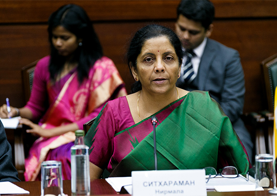 Finance Minister Nirmala Sitharaman explains on Centre's Rs 20 lakh crore, Key Points