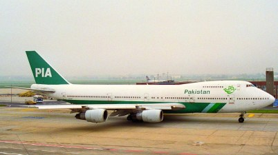 Breaking News: Pakistan International Airlines (PIA) flight crashes in Karachi