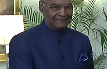COVID19 Pandemic - President Kovind To Forgo 30 Per Cent Of His Salary For One Year