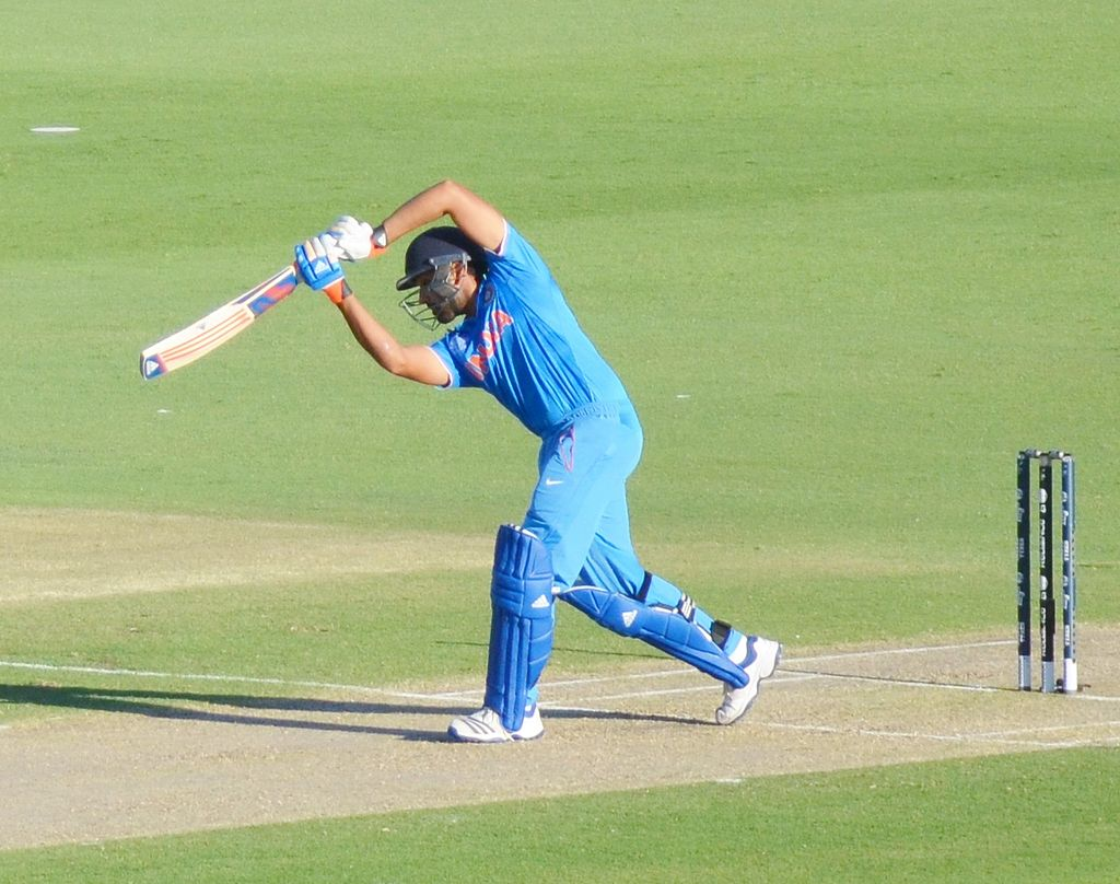 The Board of Control for Cricket in India (BCCI) Nominates Star Cricketer Rohit Sharma for Khel Ratna Award