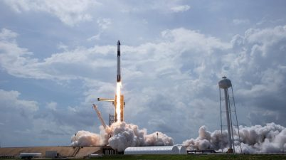 SpaceX Creates History: Successfully launches NASA astronauts from Kennedy Space Center