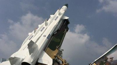 भारत ने पूर्वी लद्दाख सीमा पर तैनात कि अपनी अत्याधुनिक एयर डिफेंस मिसाइल