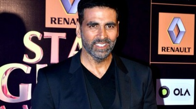 Bollywood Actor Akshay Kumar, only Indian Celebrity to feature in Forbes 100
