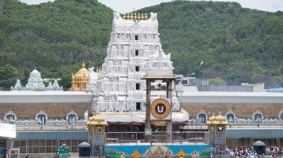 Tirupati Balaji Temple reopens its doors