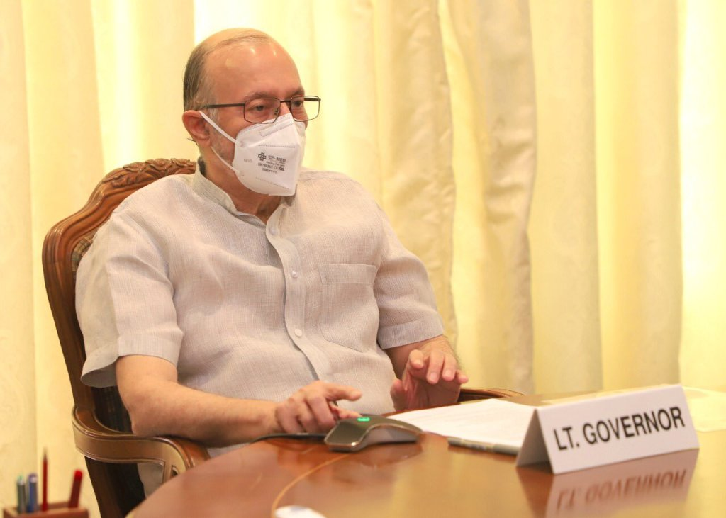 Unlock 3: Lieutenant Governor of Delhi Anil Baijal Rejects Kejriwal Government Decision to open Hotel's and Weekly Markets...Via Twitter