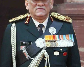 Chief of Defence Staff General Bipin Rawat to Visit LAC