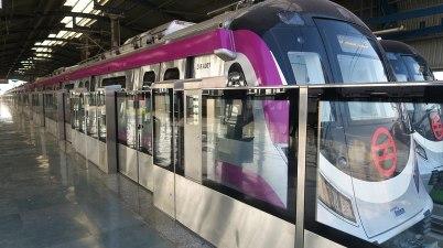 जल्द ही कार्ड सुविधा के साथ शुरू होगी मेट्रो सुविधाएं
