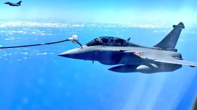 Indian Air Force to induct Rafale jets in Ambala today