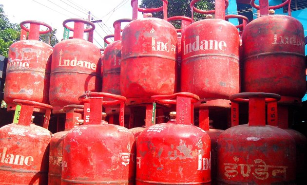 LPG cylinder price hiked Again...