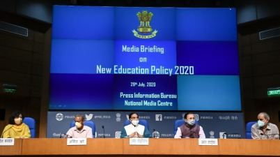 New Education Policy 2020 : Union Cabinet approves new education policy