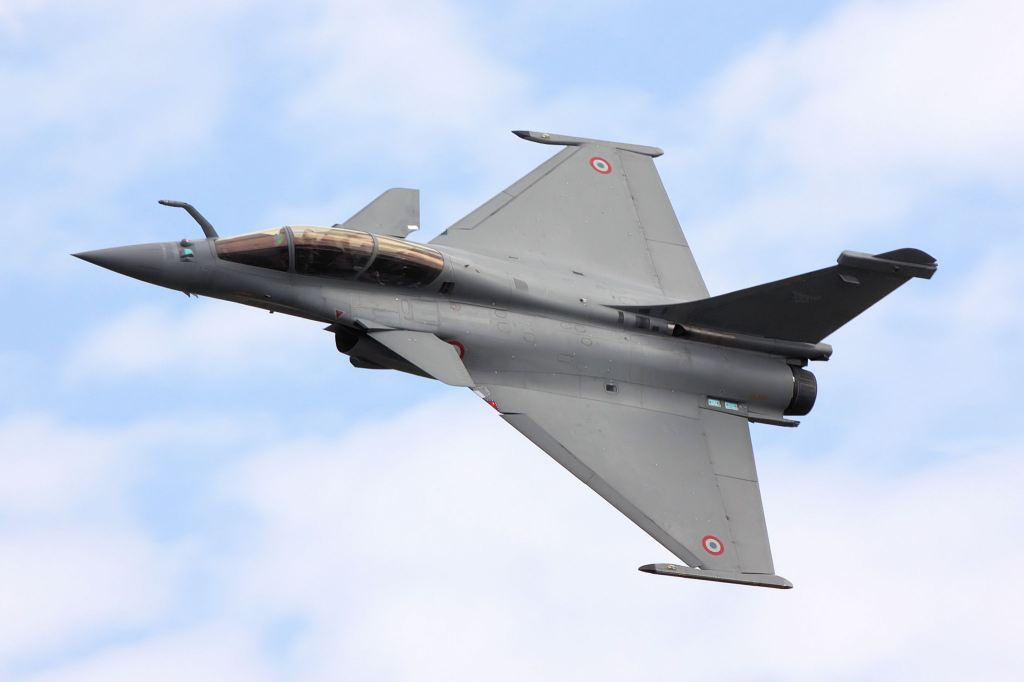 Indian Air Force to induct first batch of Rafale fighter jets on 29th July