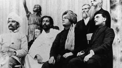 Swami Vivekananda at Parliament of Religions. Parliament of Religion, 1893