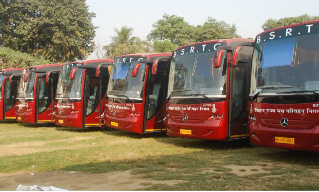 Bihar Government to start Bus Service from today...