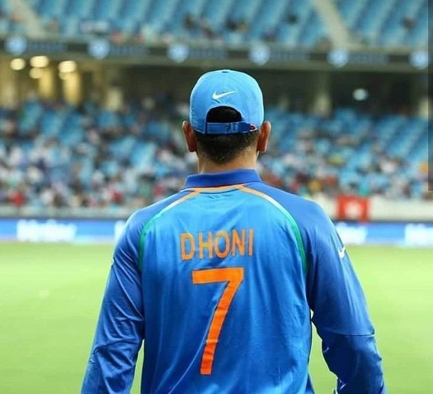 Legend cricketer M S Dhoni announces retirement from international cricket...