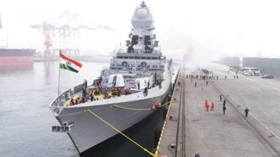 Post-Galwan clash, Indian Navy quietly deployed warship in South China Sea