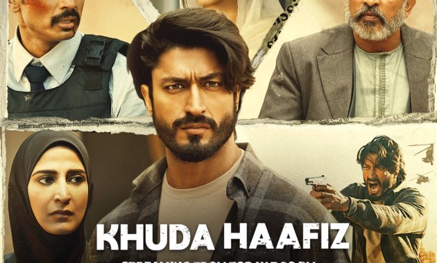 खुदा हाफिज (Khuda Hafiz) Film Review - विद्युत जामवाल की खुदा हाफिज Movie Trailer