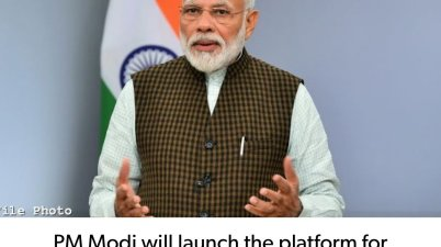 "PM ⁦Narendra Modi⁩ to launch the platform for ""Transparent Taxation – Honoring the Honest"" on 13th August 2020..."