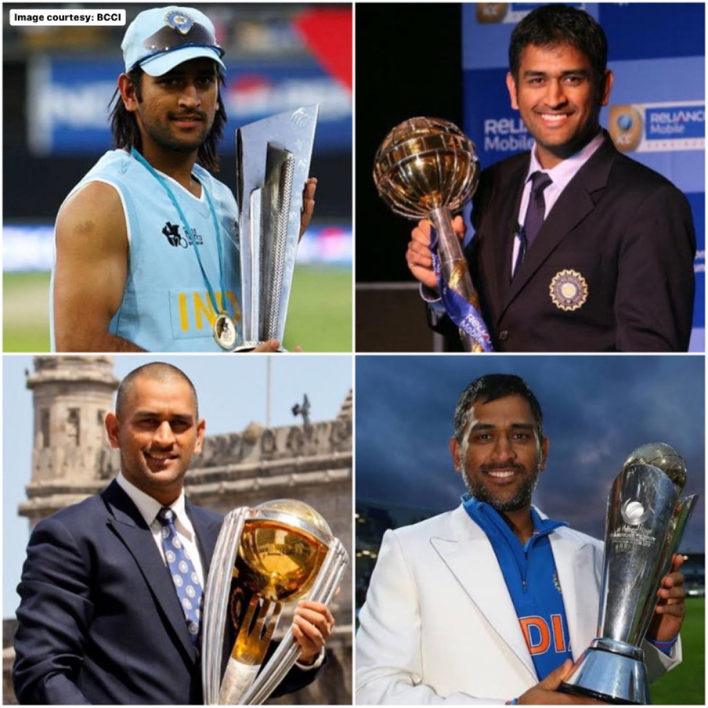M S Dhoni announces retirement from international cricket...