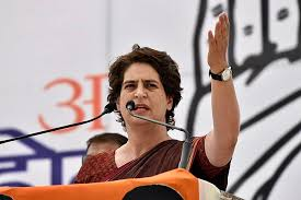 Jungle raj growing in Uttar Pradesh - Priyanka Gandhi Vadra