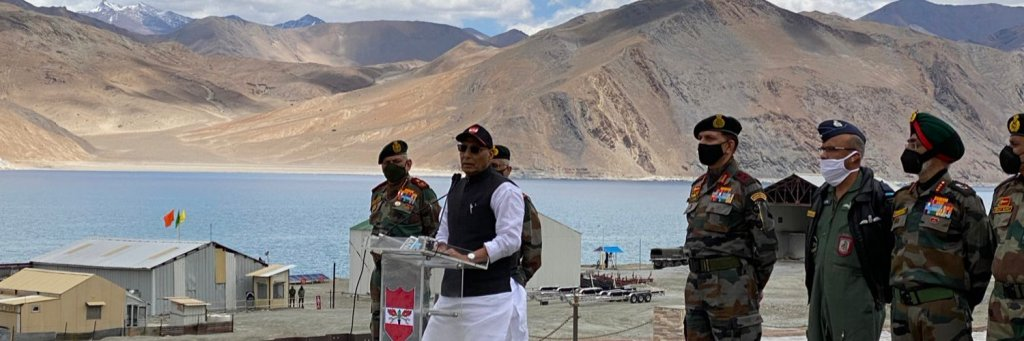 The Ministry of Defence is now ready for a big push to Atmanirbhar Bharat initiative. Rajnath Singh