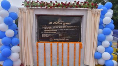 Bihar: Union minister Ravi Shankar Prasad Inaugurates Lifeline of Patna R-block flyover