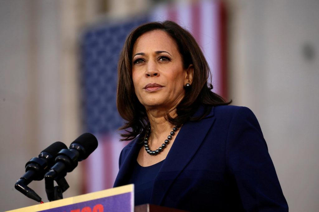 Joe Biden picks California Sen. Kamala Harris as running mate