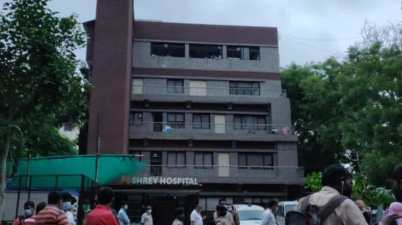 Gujarat: 8 people died as fire breaks out at COVID19 hospital in Ahmedabad