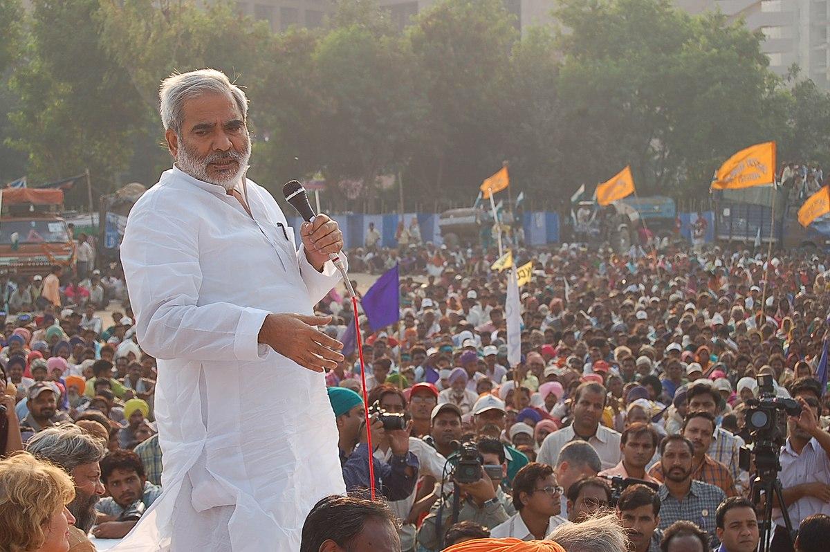 Former Union Minister and Central Figure in Bihar politics Raghuvansh Prasad Singh Passes Away