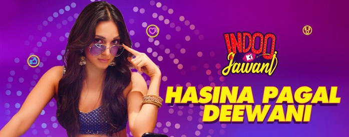 Song Review: Hasina Pagal Deewani- Indu ki Jawani