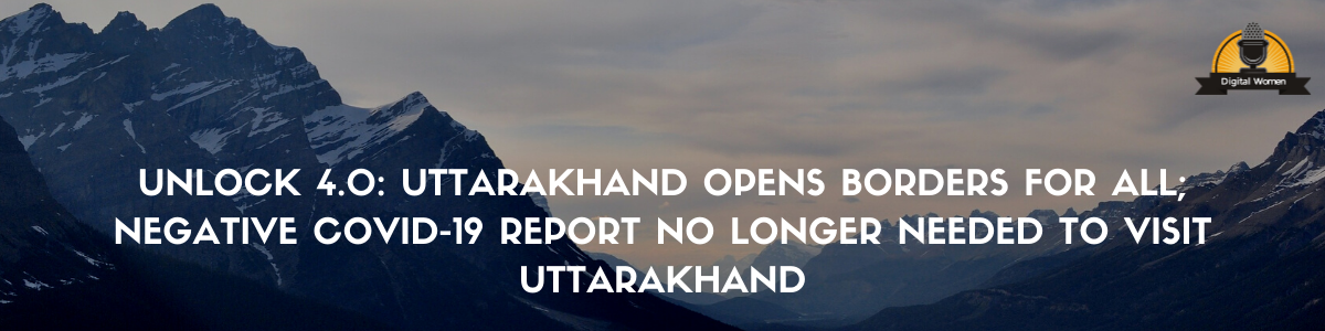 Uttarakhand Tourism Guidelines