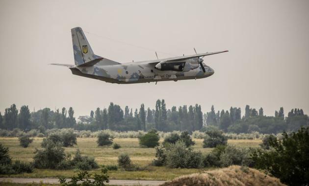 22 killed in Ukraine military plane crash in the Northeast Kharkiv region