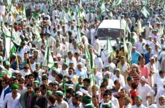 Farmers From 5 States to Protest Outside Parliament