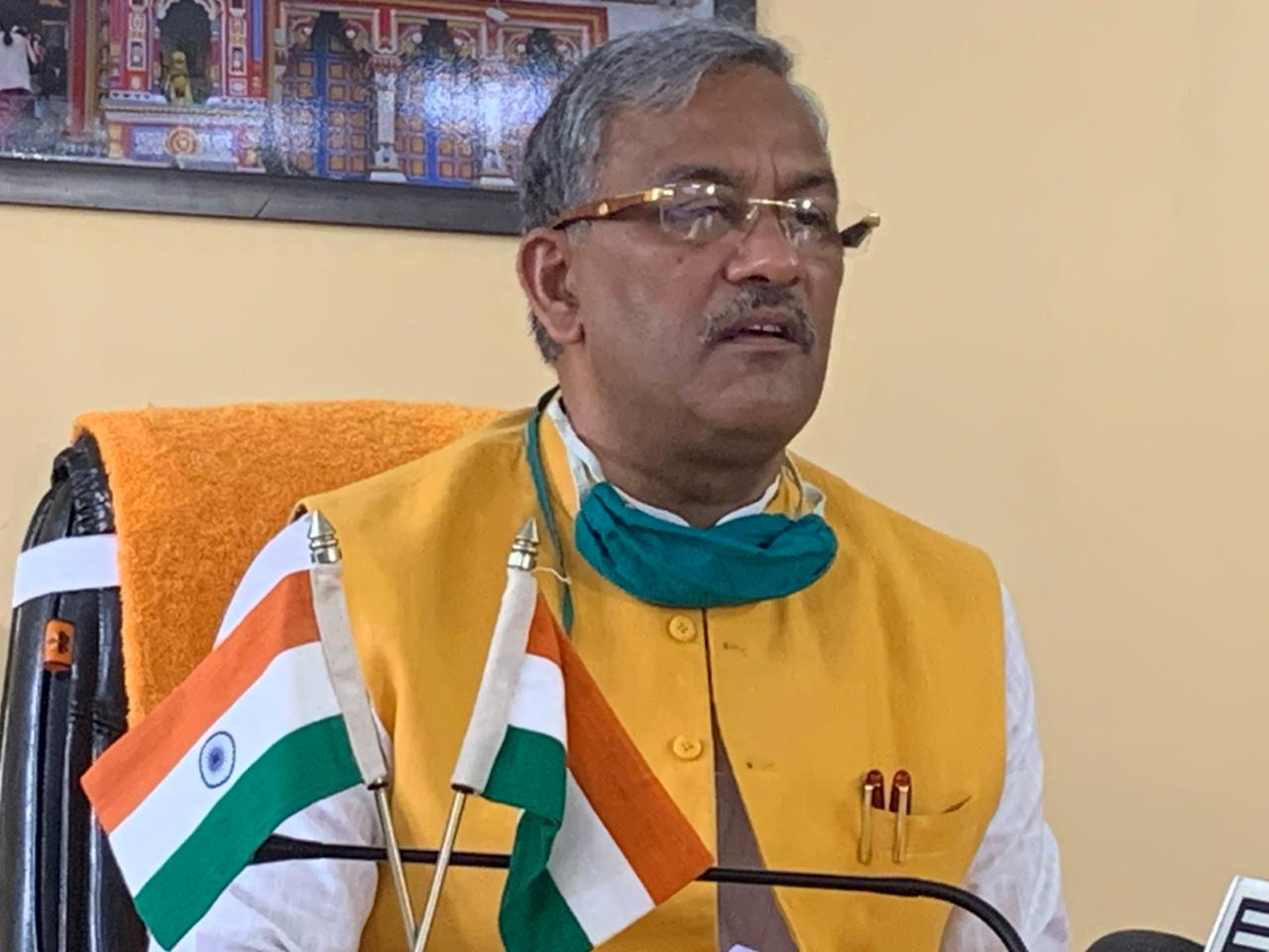Uttarakhand Govt Allows All Depts to Work with 100 Percent Staff Strength
