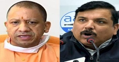 UP Police files sedition charges against Aam Aadmi Party leader and Member of Parliament Sanjay Singh