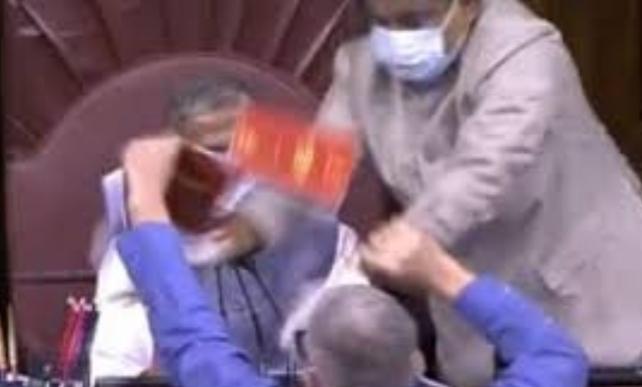 Rajya Sabha Chairman Venkaiah Naidu Calls Meeting over Ruckus in Rajya Sabha on Farm Bills 2020