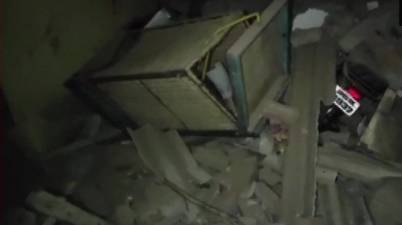 Mathura explosion: One dead following explosion in a cracker manufacturer's house