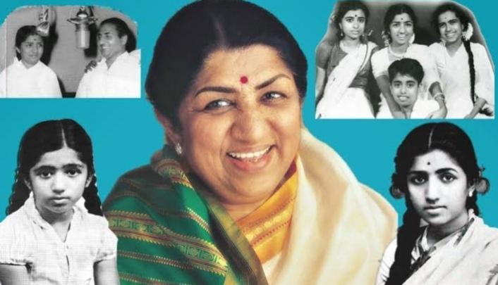 Happy Birthday to legendary Singer Lata Mangeshkar