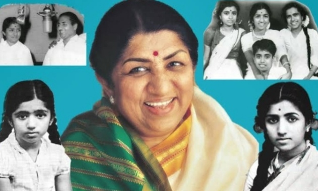 Happy Birthday to legendary Singer Lata Mangeshkar