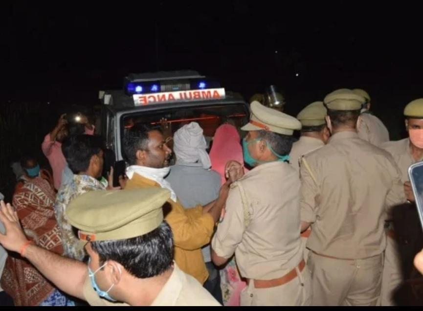 Uttar Pradesh's Hathras Gang-Rape Tragedy