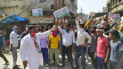 Rape victim's death sparks protests