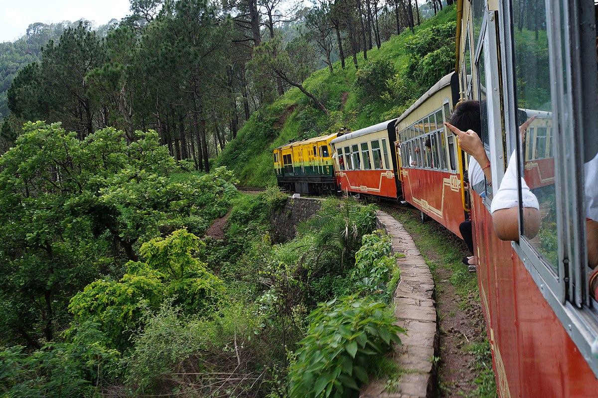 Unlock 5.0: Kalka-Shimla Toy Train to resume operations from today