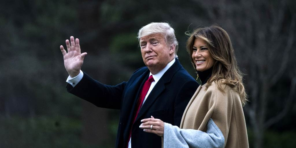 US President Donald Trump, First Lady Melania test Covid positive