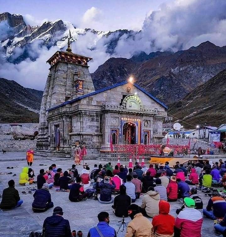 Unlock 5.0 Kedarnath temple