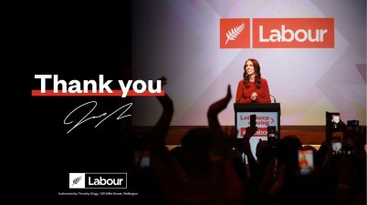 New Zealand election 2020: Biggest win for Prime Minister Jacinda Ardern's liberal Labour Party