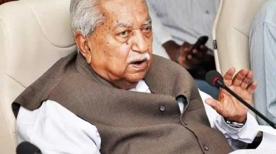 Former Chief Minister of Gujarat and BJP veteran Keshubhai Patel, passes away at the age of 92
